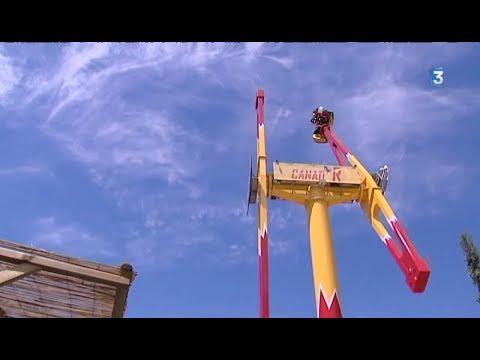 Le Creusot : faites le plein de sensations au parc des Combes