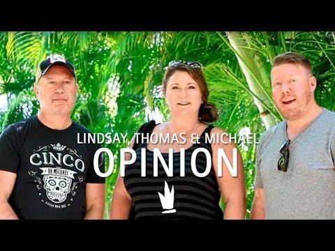 Opiniones Hotel Platinum Yucatán Princess - Riviera Maya, Mexico (Thomas, Lindsay and Michael)