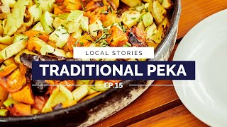 Traditional Croatian Peka- Local Stories Ep 15