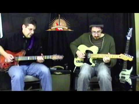 CG-008 Blues Guitar Soloing: Call & Response Guitar Soloing Techniques Part II