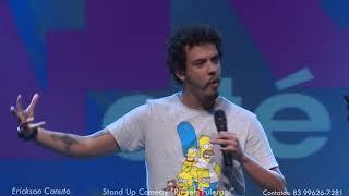 Erickson Canuto - Stand Up Comedy - Teatro Cristão