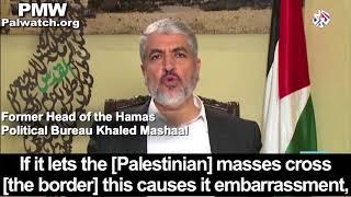 Senior Hamas leader: Riots at Gaza border are win-win for Palestinians