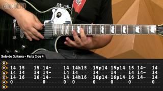 We Will Rock You - Queen (aula de guitarra)