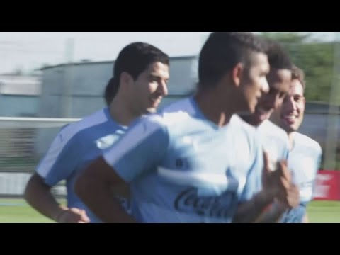 HE'S BACK! Suarez returns to Uruguay squad after bite ban