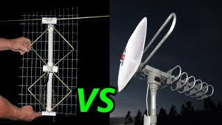 150 Mile TV Antenna vs Turbo HD TV Antenna