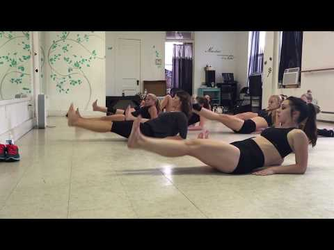 Core strength and conditioning for dancers: how dancers get abs