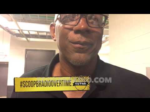 """Scoop B Radio - Clyde Drexler: Rockets Would've Beat Bulls """"Like They Stole Something"""" in"""