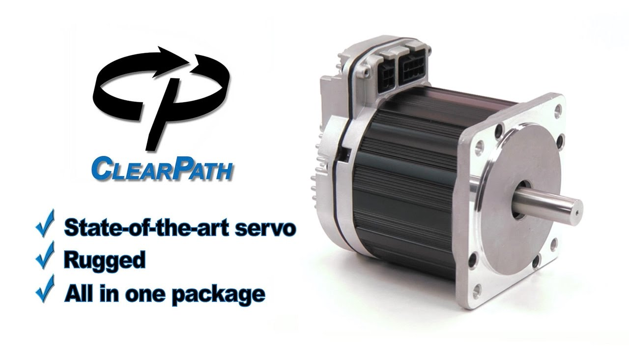 Teknic motors for Integrated servo motor and drive