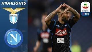 Lazio 1 2 Napoli | Insigne Hits Winner As Napoli Edge Past Lazio | Serie A