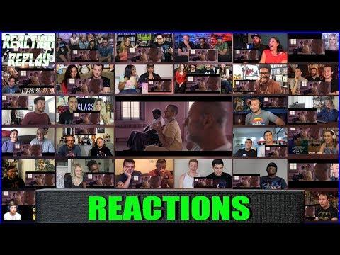 Glass Trailer Reactions Mashup   Reaction Replay