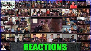 Glass Trailer Reactions Mashup | Reaction Replay