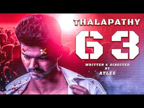 Thalapathy 63 Updates -Yarloosai com