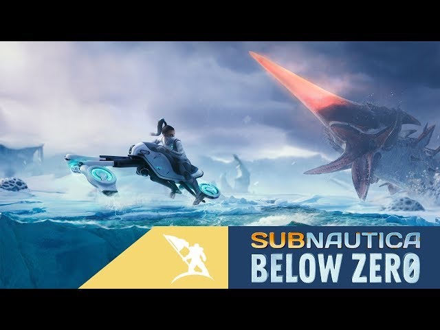 Subnautica: Below Zero (видео)