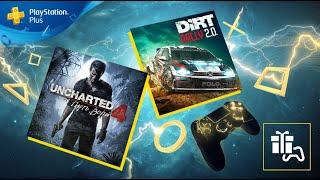 Игры месяца PlayStation Plus в апреле