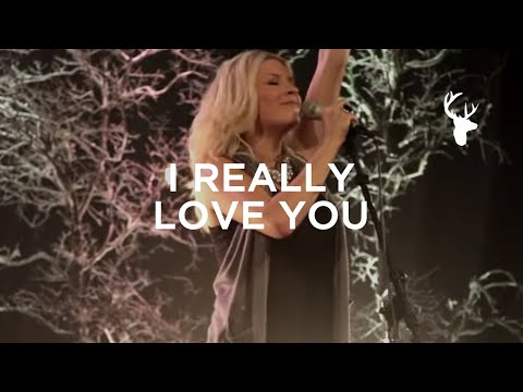 I Really Love You (Spontaneous) Brian and Jenn Johnson | For The Sake of the World