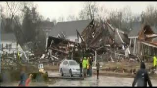 Strong EF2 Tornado Hits Alabama, Others Twisters In Mississippi and Florida