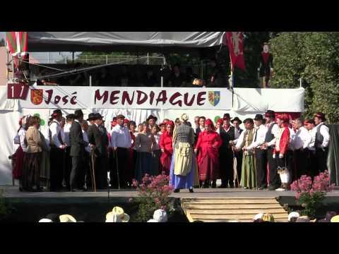 Pastorale José Mendiague von YouTube · Dauer:  3 Minuten 42 Sekunden
