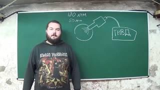 видео Двухтактный двигатель, устройство, принцип работы, секреты мощности