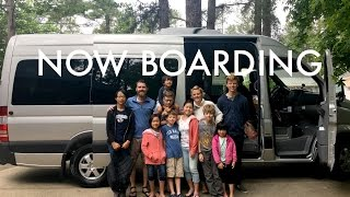 we bought a bus travel full time w 9 kids