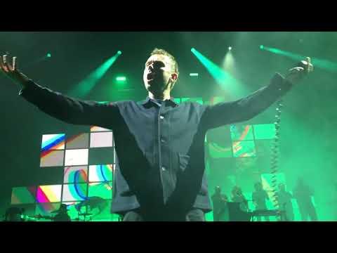 GORILLAZ - Rhinestone Eyes - Humanz Tour - Manchester Arena 01.12.2017