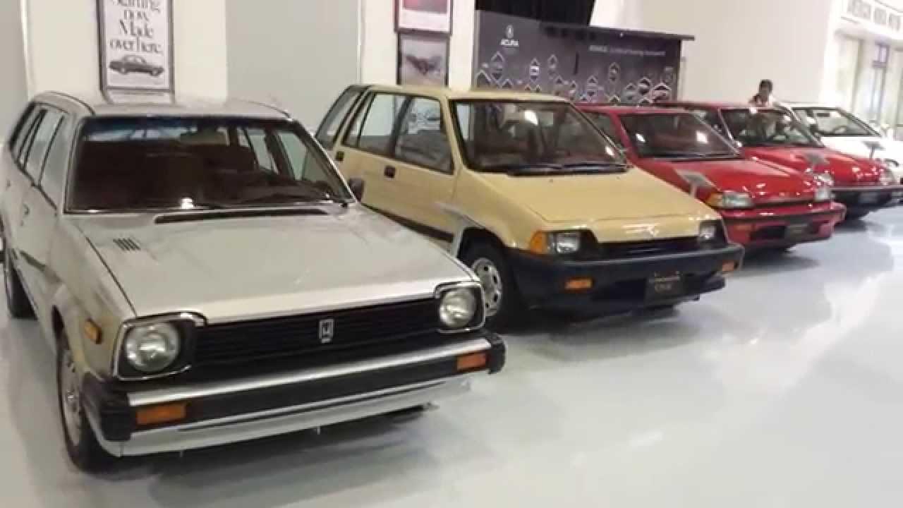 American Honda Museum In Torrance Calif
