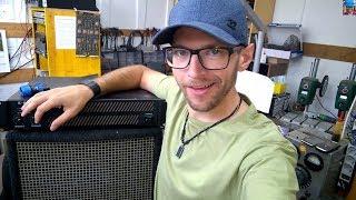 BEB #74: inside Thomann's t.amp E-800 PA amplifier Endstufe