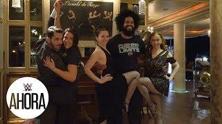 WWE Live Argentina, Lecciones de tango: WWE Ahora