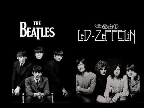 Whole Lotta Helter Skelter  The Beatles + Led Zeppelin Mashup new version  ViejoLK