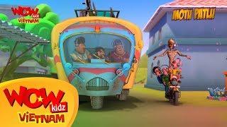 Motu Patlu Siêu Clip 30 - Hai Chàng Ngốc - Cartoon Movie - Cartoons For Children