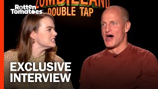 We're All Invited to Woody Harrelson's House for the Zombie Apocalypse | Zombieland: Double Tap