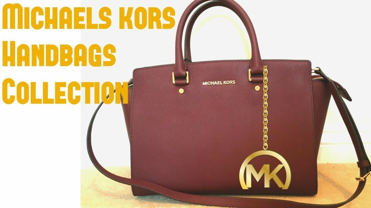 2f5c95c30358 Michaels kors Handbags Collection 2018 - YouTube