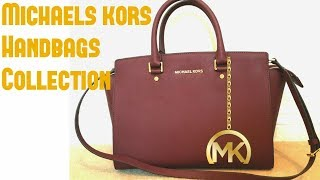 Michaels kors Handbags Collection 2018