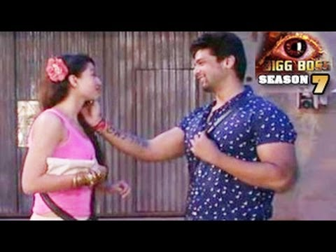Kushal Gives Gauhar a BACK MASSAGE - Bigg Boss 7 24th September 2013 FULL EPISODE Travel Video