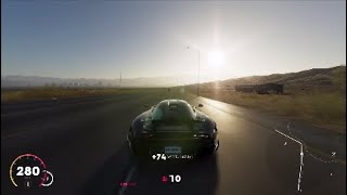 The Crew 2 - Koenigsegg Regera Sound Test and Top Speed Run