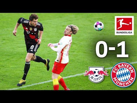 Bayern go seven points clear of Leipzig   RB Leipzig - FC Bayern München   0-1   Highlights   MD 27