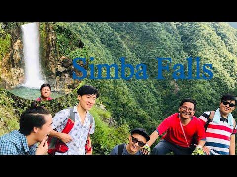 Simba Falls, Mahangkal Rural Municipality, Lalitpur (सिम्बा झरना )