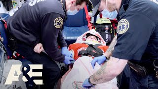 Nightwatch: High School Football Player Suffers Severe Neck Injury (S5) | A&E