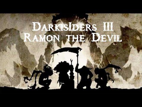 Darksiders 3 демона Прохождение #1