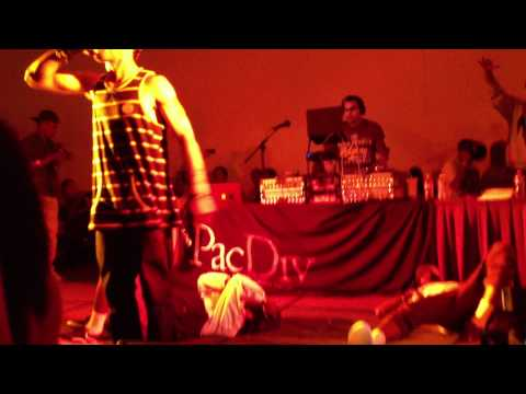 Pac Div - Fallin' Live June 6, 2012