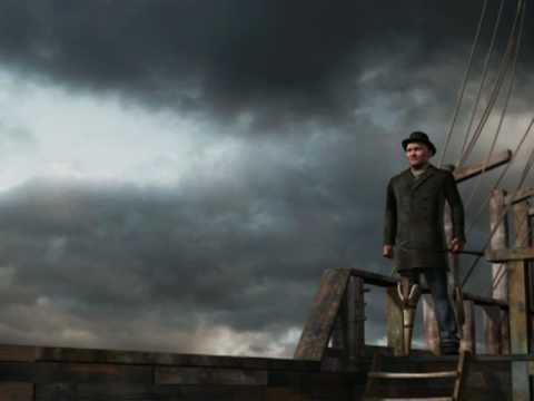 Captain Ahab.