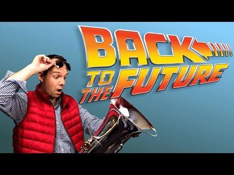 Back to the Future (Euphonium, Tuba, Cimbasso, Percussion and Piano Cover)