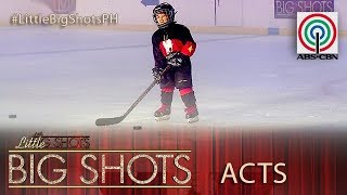 Little Big Shots Philippines: Cyjhay | 6-year-old Ice Hockey Player