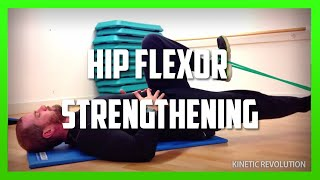 Video Psoas March - Hip Flexor Strengthening Exercise download MP3, 3GP, MP4, WEBM, AVI, FLV Juli 2018