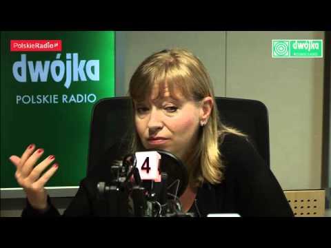 """Dorota Segda: u Jandy nikt nie zawoła """"hańba"""" (Dwójka)"""