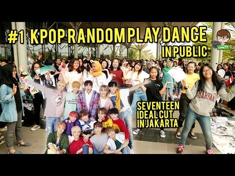 KPOP RANDOM PLAY DANCE IN PUBLIC #1 - Ideal Cut In JKT
