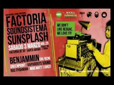 FACTORIA SOUNDSISTEMA vol25 3/3/12...
