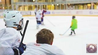 """Тренировка. Хоккейный клуб """"РУСЬ"""" Сосново. Курорт Игора."""