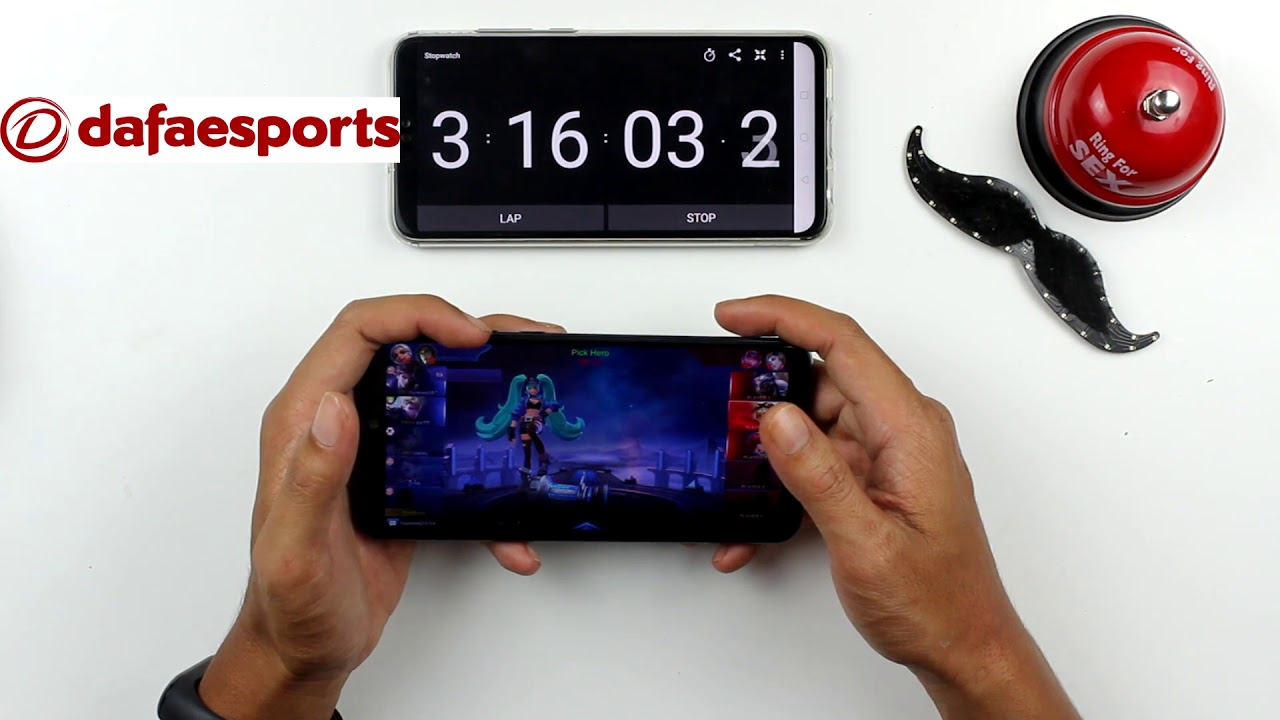 Asus Zenfone Max Pro M2 Mobile Legends. Berapa lama boleh ...