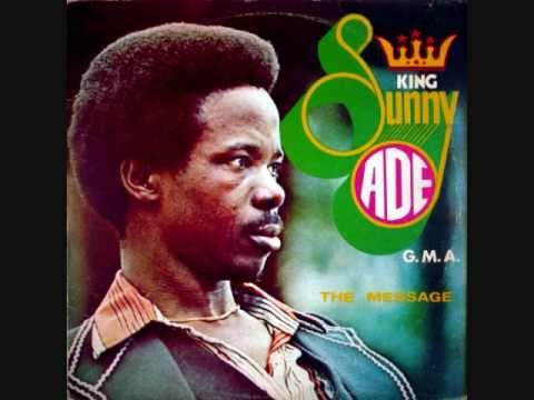 King Sunny Ade - Alhaji Bode Osinusi & Alhaji Rasaq Ogbara