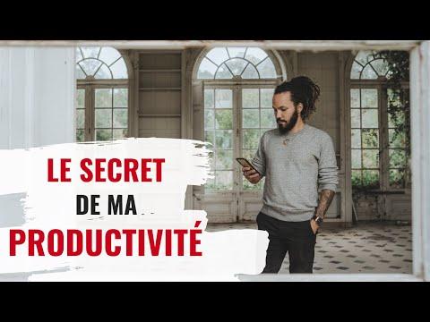 Comment Je Fais Pour Faire Autant (le Secret De Ma Productivité)